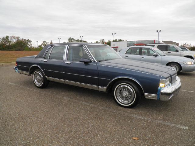 Enterprise Cars For Sale >> 1990 Chevrolet Caprice for Sale in Enterprise, Alabama Classified | AmericanListed.com