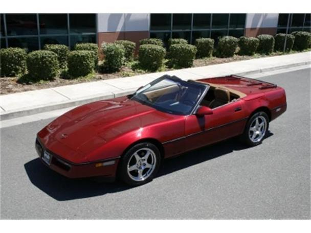 1990 chevrolet corvette for sale in benicia california classified. Cars Review. Best American Auto & Cars Review
