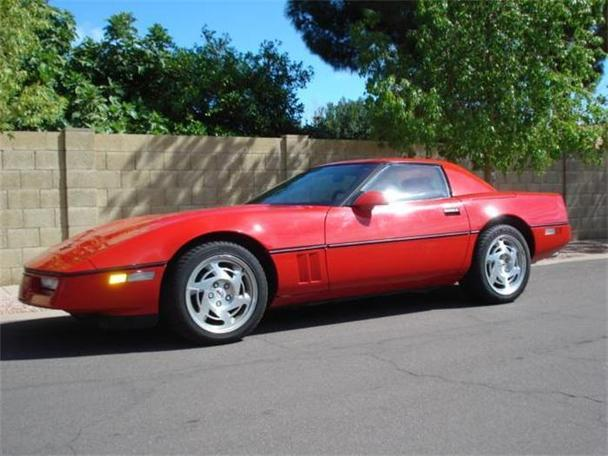 1990 chevrolet corvette for sale in gilbert arizona classified. Cars Review. Best American Auto & Cars Review