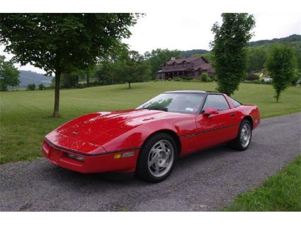 1990 chevrolet corvette for sale in bedford pennsylvania classified. Cars Review. Best American Auto & Cars Review