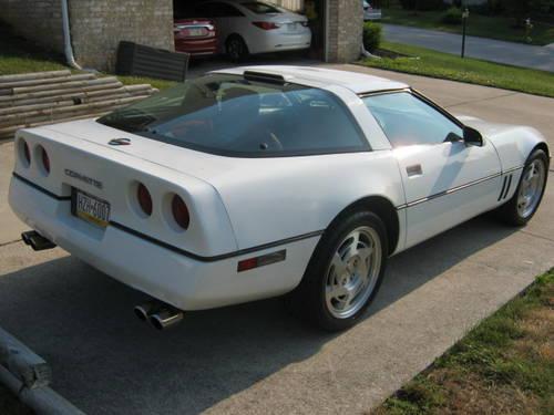 1990 chevrolet corvette for sale in baresville pennsylvania classified. Black Bedroom Furniture Sets. Home Design Ideas