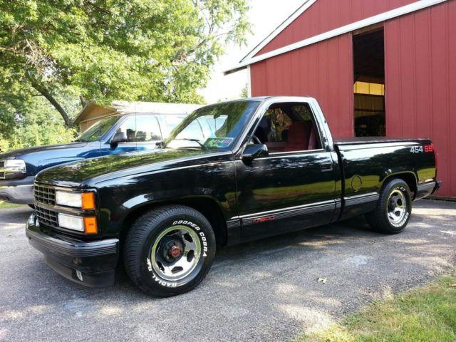 1990 CHEVY 454 SS VERY CLEAN SUPER NICE RUNS AN DRIVE GREAT 110K