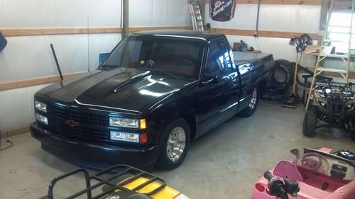 1990 chevy 454ss pro street for sale in johnson city tennessee classified. Black Bedroom Furniture Sets. Home Design Ideas