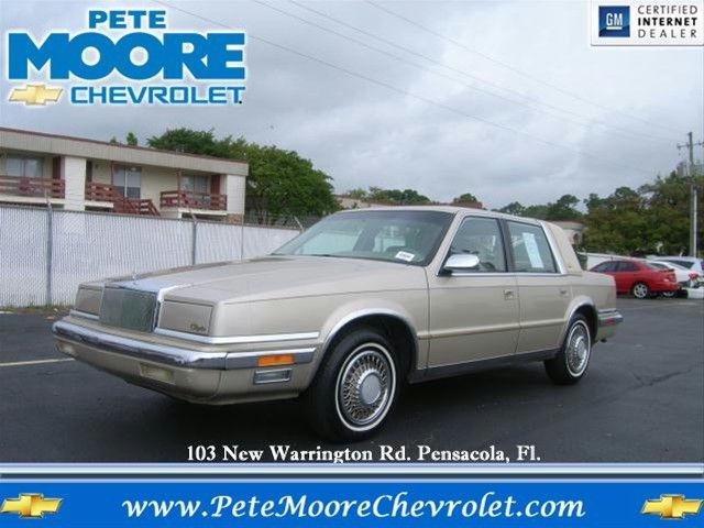 Image 1990 chrysler new yorker for sale download for 1990 chrysler new yorker salon
