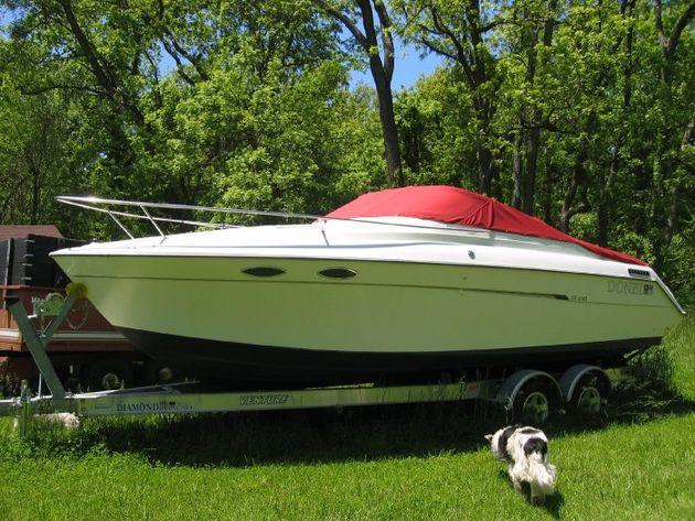 1990 donzi gt 250 cuddy cabin cruiser wheeler auto springfield mo for sale in fredericktown. Black Bedroom Furniture Sets. Home Design Ideas