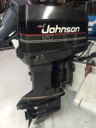 1990 evinrude 120 hp v4 looper 20 2 stroke outboard motor for Boat motors for sale mn