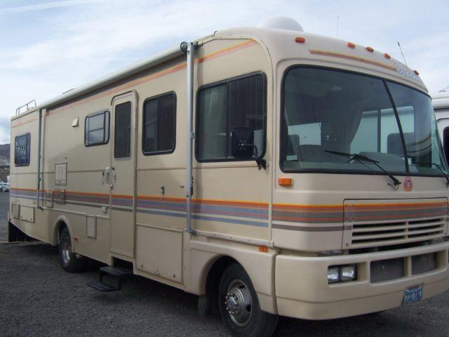 1990 Fleetwood Bounder Motorhome For Sale In Carson City Nevada Classified