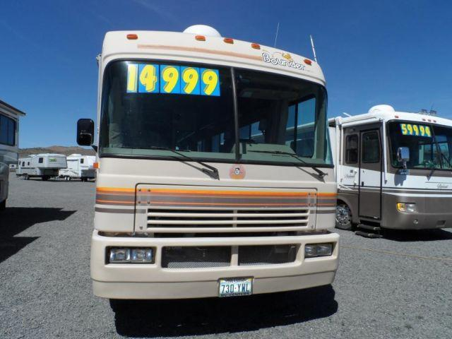 1990 Fleetwood Bounder Motorhome Rv Reduced Mound