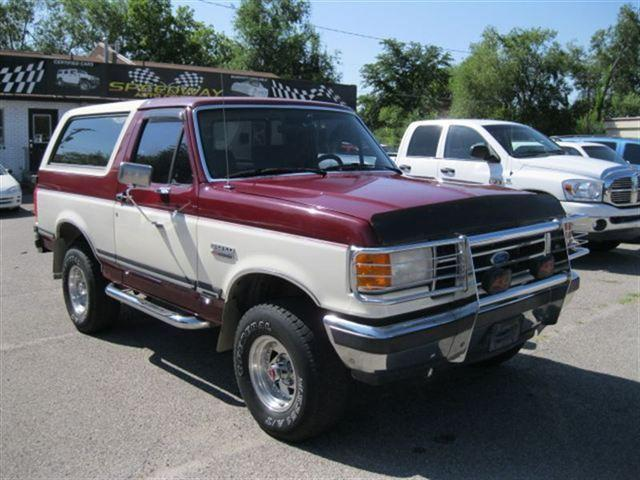 1990 Ford Bronco For Sale In Midvale Utah Classified