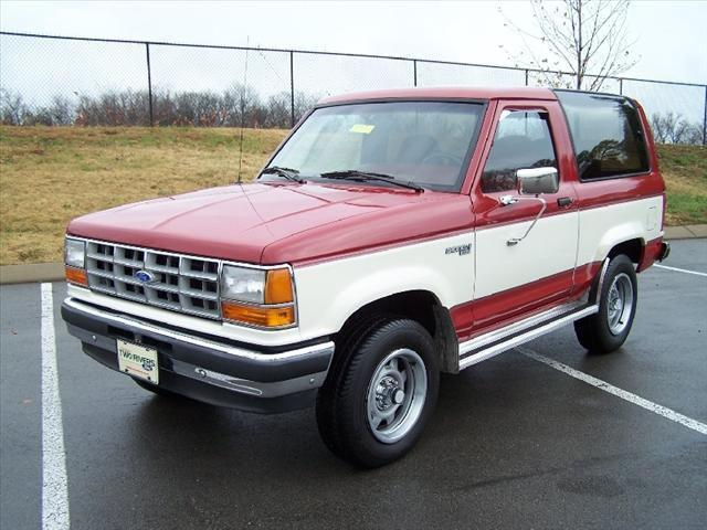 1990 ford bronco ii for sale in mount juliet tennessee classified. Black Bedroom Furniture Sets. Home Design Ideas