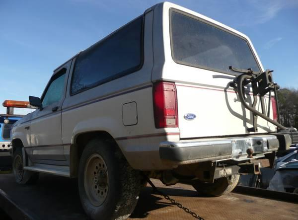 1990 Ford Bronco II Parts