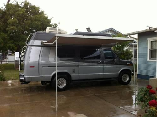 1990 Ford Chinook Class B Motorhome For Sale In Riverside