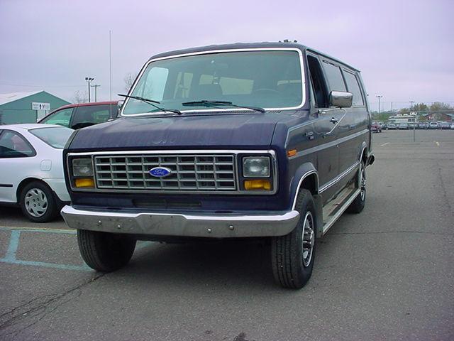 1990 Ford Club Wagon E350 For Sale In Pontiac Michigan