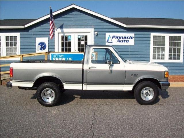 1990 ford f150 for sale in troutman north carolina classified. Black Bedroom Furniture Sets. Home Design Ideas