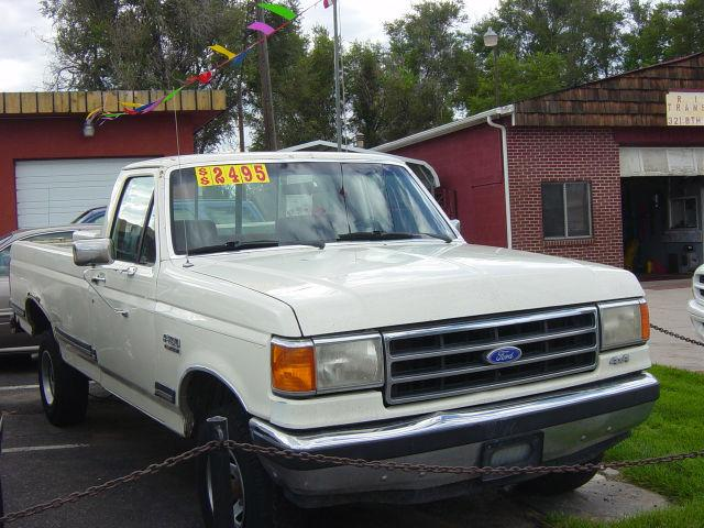 1990 ford f150 custom for sale in greeley colorado classified. Black Bedroom Furniture Sets. Home Design Ideas