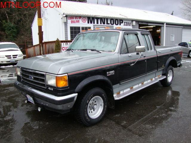 1990 ford f150 xlt lariat for sale in marysville washington classified. Black Bedroom Furniture Sets. Home Design Ideas