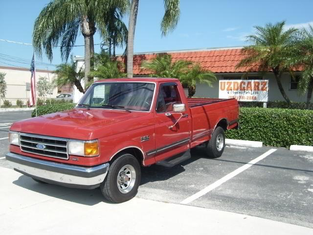 1990 ford f150 xlt lariat for sale in pompano beach florida classified. Black Bedroom Furniture Sets. Home Design Ideas