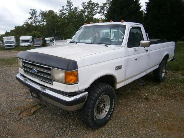 1990 ford f250 for sale in thaxton virginia classified. Black Bedroom Furniture Sets. Home Design Ideas