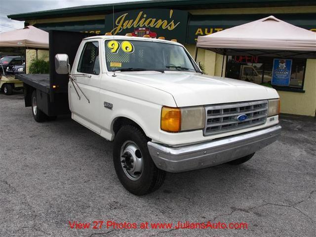 Julians Auto Showcase >> 1990 Ford F350 DRW for Sale in New Port Richey, Florida ...