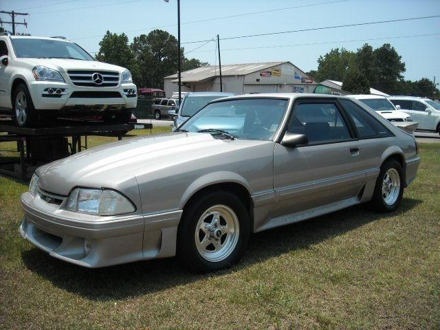 1990 ford mustang gt for sale in lexington south carolina classified. Black Bedroom Furniture Sets. Home Design Ideas