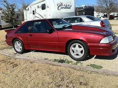 1990 Ford Mustang Lx Hatchback 2 Door 5 0l For Sale In