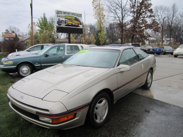 1990 ford probe lx for sale in south bend indiana. Black Bedroom Furniture Sets. Home Design Ideas