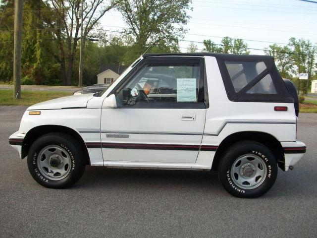 1990 Geo Tracker For Sale In Fayetteville North Carolina Classified Americanlisted Com