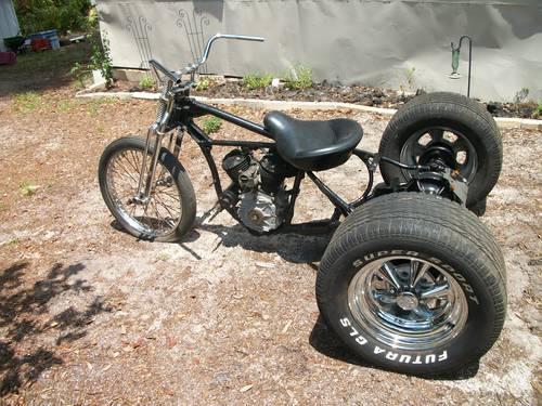 1990 Harley Davidson Sportster For Sale In Astor Florida