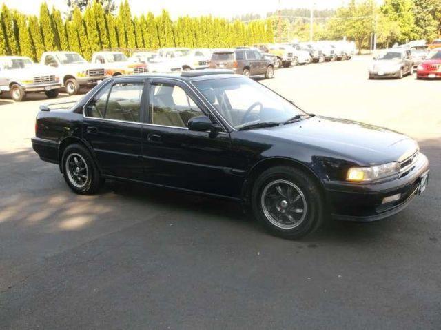 Bickmore Auto Sales >> 1990 HONDA ACCORD EX for Sale in Gresham, Oregon ...