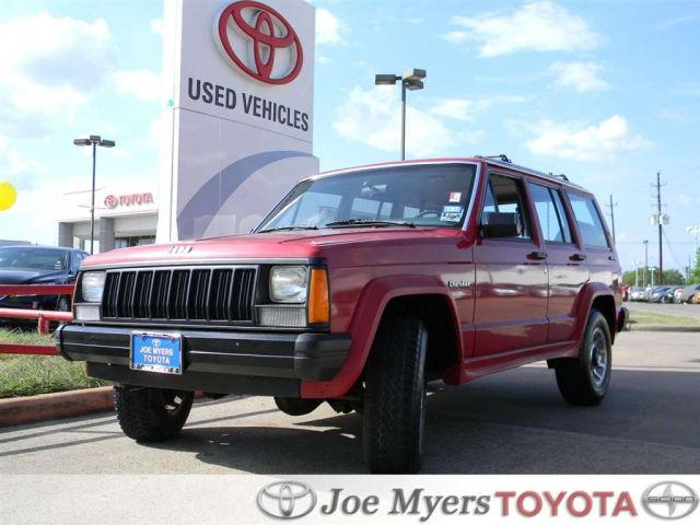 1990 jeep cherokee for sale in houston texas classified. Black Bedroom Furniture Sets. Home Design Ideas