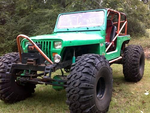 Jeep Wrangler Electric Top >> 1990 Jeep ROCK CRAWLER for Sale in Selma, Alabama Classified | AmericanListed.com