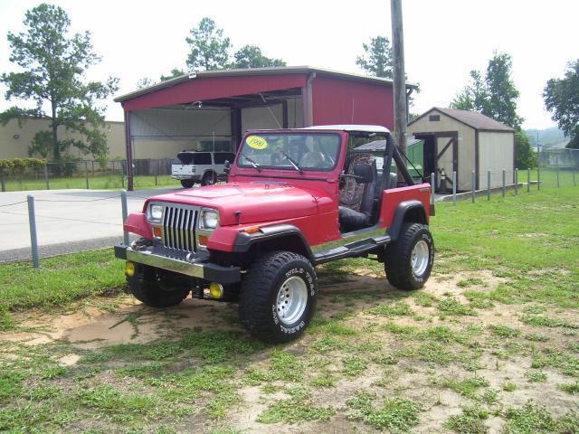 1990 jeep wrangler for sale in ocala florida classified. Black Bedroom Furniture Sets. Home Design Ideas