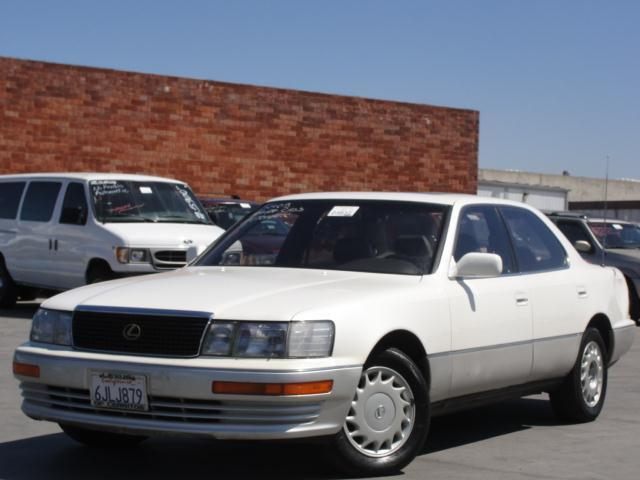 1990 lexus ls 400 for sale in gardena california. Black Bedroom Furniture Sets. Home Design Ideas