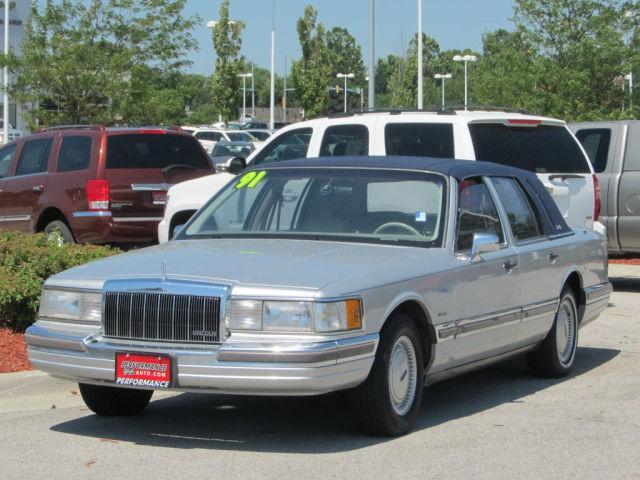 1990 lincoln town car for sale in lavista nebraska classified. Black Bedroom Furniture Sets. Home Design Ideas