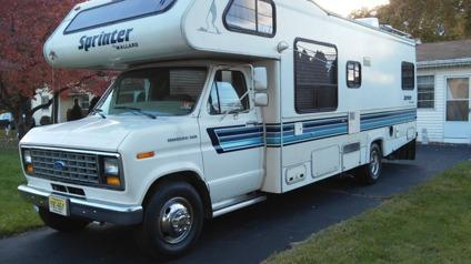 1990 mallard sprinter 28 ft for Sale in New York, New York ...