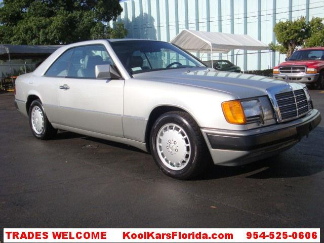 1990 Mercedes Benz E Class 300ce For Sale In Fort