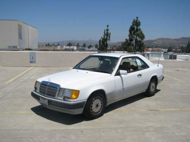 1990 mercedes benz e class 300ce for sale in el cajon for Mercedes benz of south bay torrance ca 90505