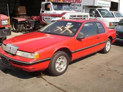 1990 Mercury Cougar parts