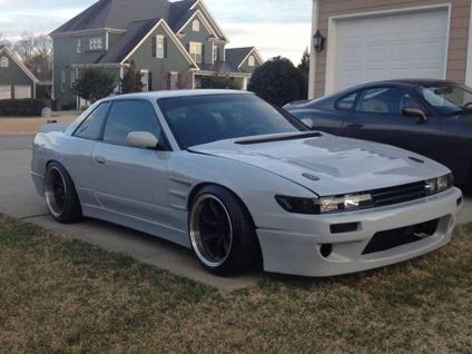 1990 nissan 240sx for sale in los angeles california. Black Bedroom Furniture Sets. Home Design Ideas
