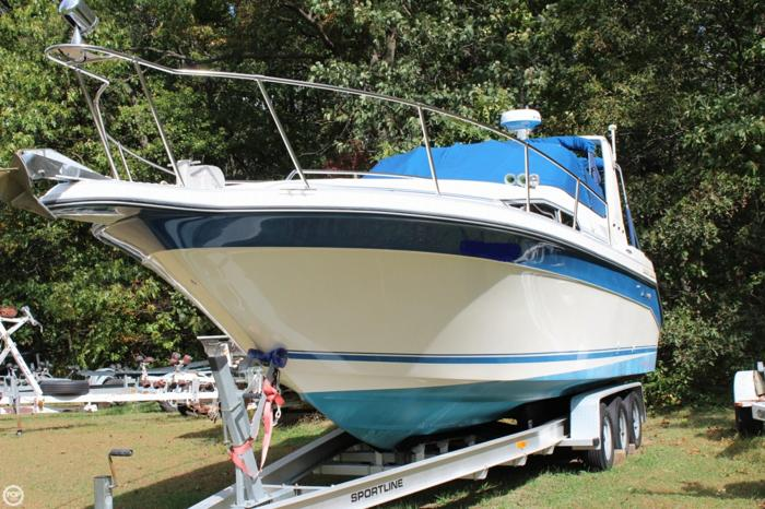 1990 Sea Ray 270 Sundancer