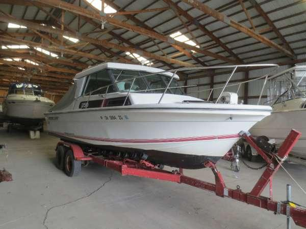 1990 SportCraft 250 FISH HT