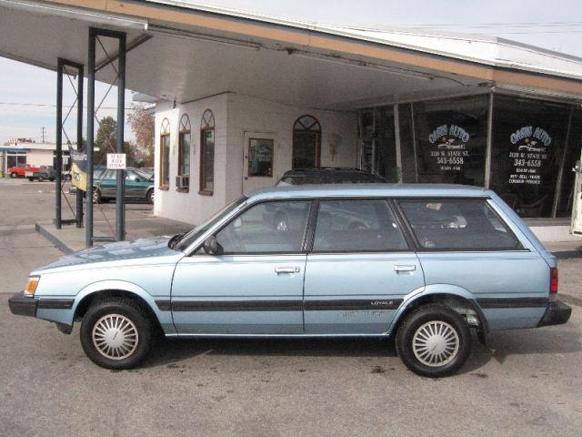 1990 Subaru Loyale for Sale in Boise, Idaho Classified ...