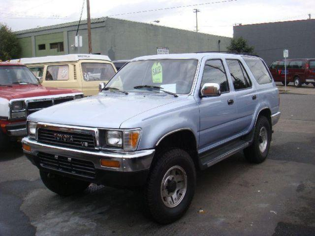 1990 toyota 4 runner for sale in portland oregon for 1990 toyota 4runner rear window motor