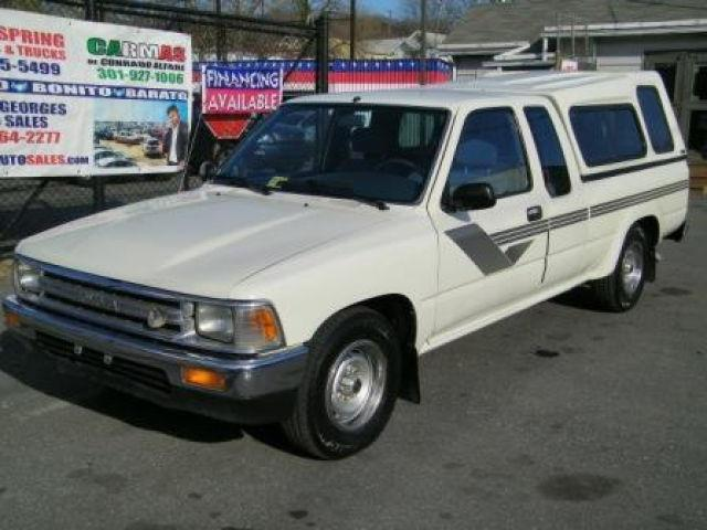 1990 toyota pickup sr5 for sale in silver spring maryland classified. Black Bedroom Furniture Sets. Home Design Ideas
