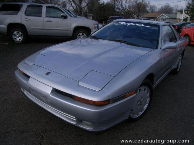 1990 toyota supra for sale in akron ohio classified. Black Bedroom Furniture Sets. Home Design Ideas