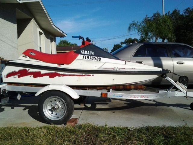 d9f384000830 1990 Yamaha Wave Runner 500 for Sale in Tarpon Springs