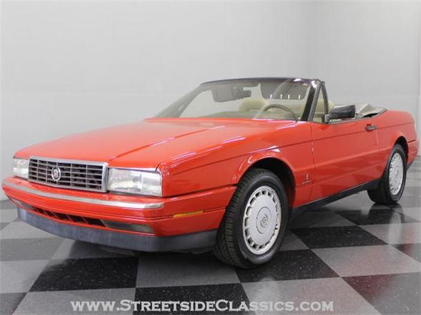 1990 cadillac allante for sale in charlotte north carolina classified. Cars Review. Best American Auto & Cars Review