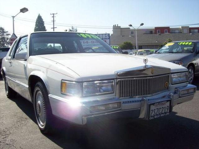 1990 cadillac deville for sale in san leandro california for Cal west motors san leandro ca