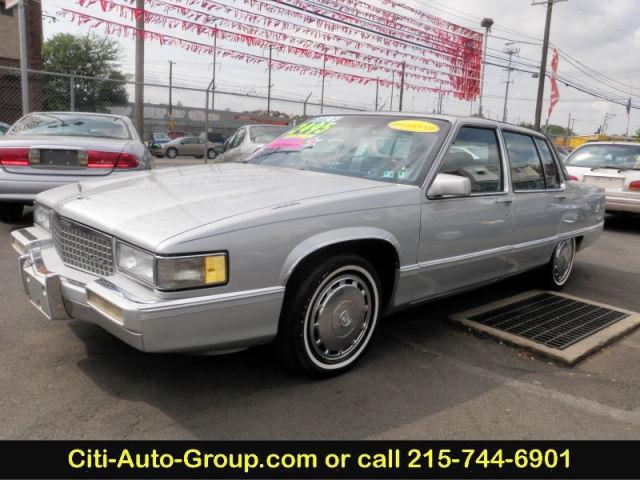1990 cadillac fleetwood sixty special for sale in philadelphia. Cars Review. Best American Auto & Cars Review