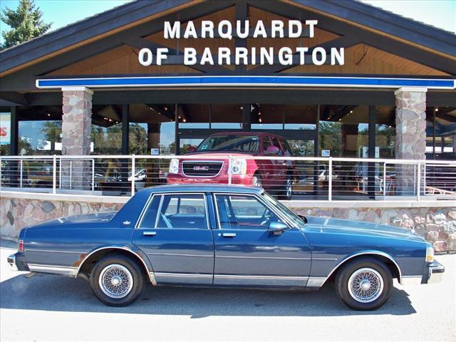 1990 Chevrolet Caprice for Sale in Barrington, Illinois Classified ...
